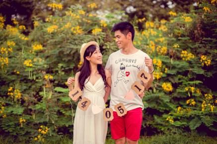 Stephanie and Kelvin's Rod Fai Park pre-wedding (prenuptial, engagement session) in Bangkok, Thailand. Rod Fai Park_Bangkok_wedding_photographer_Stephanie and Kelvin_20.JPG