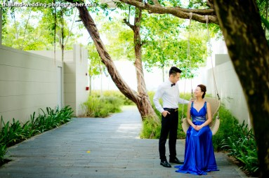 Jessica and Farren's SALA Phuket Resort and Spa pre-wedding (prenuptial, engagement session) in Phuket, Thailand. SALA Phuket Resort and Spa_Phuket_wedding_photographer_Jessica and Farren_36.JPG