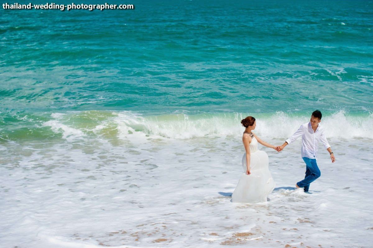 SALA Phuket Resort and Spa Pre-Wedding: Jessica & Farren