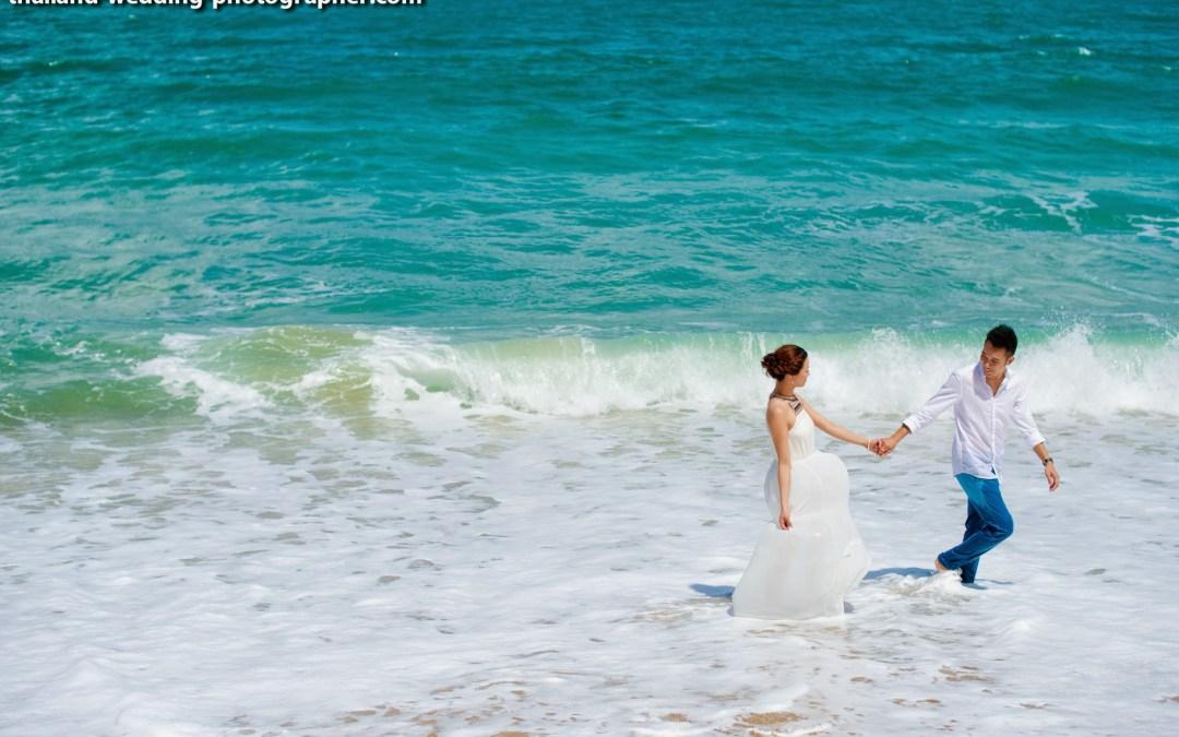 SALA Phuket Resort and Spa Pre-Wedding: Jessica & Farren