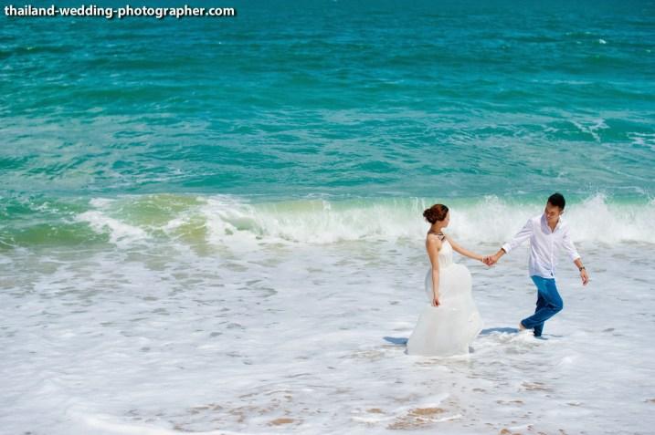 SALA Phuket Resort and Spa Pre-Wedding