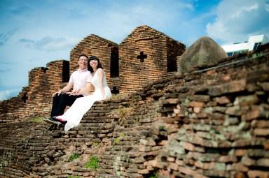 Thailand Chiang Mai Pre-Wedding