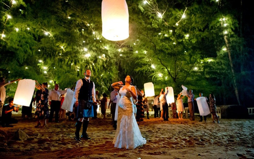 Photo of the Day: Pattaya Wedding