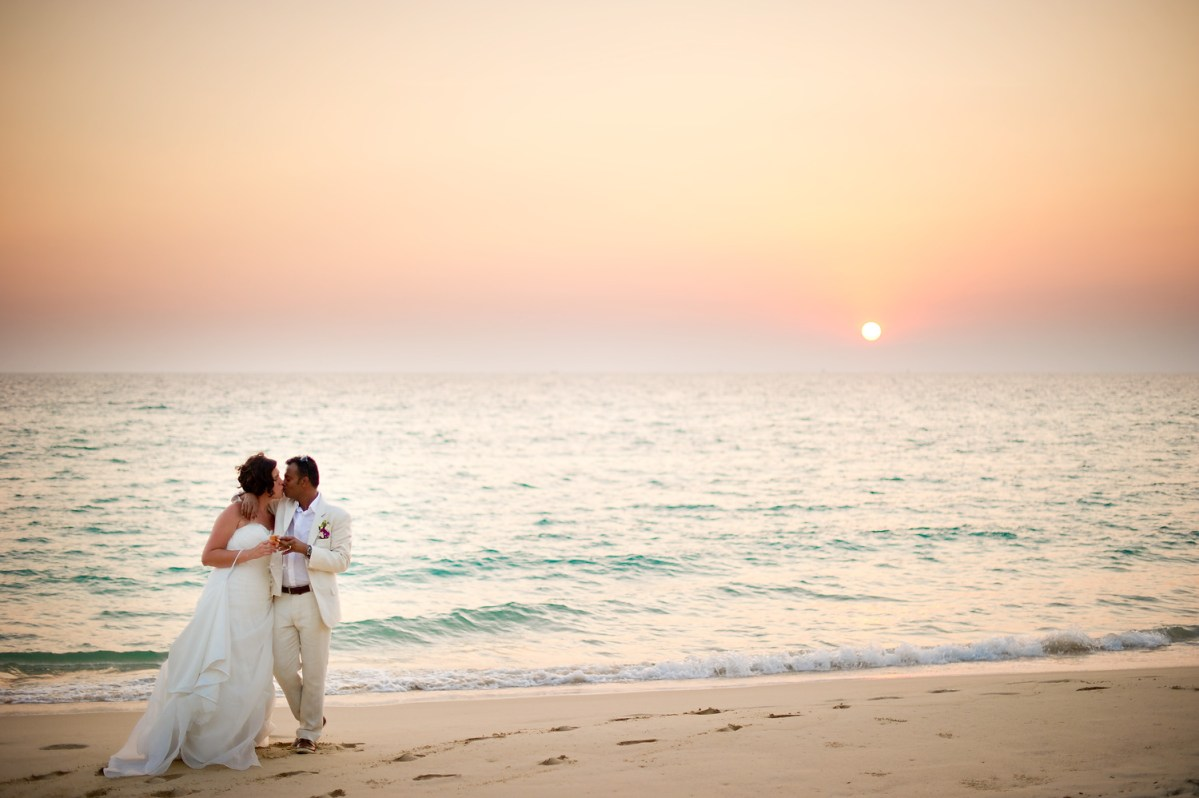 The Surin Phuket Wedding: Cheryl & Lakshman