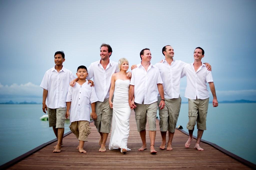 The Village Coconut Island Wedding