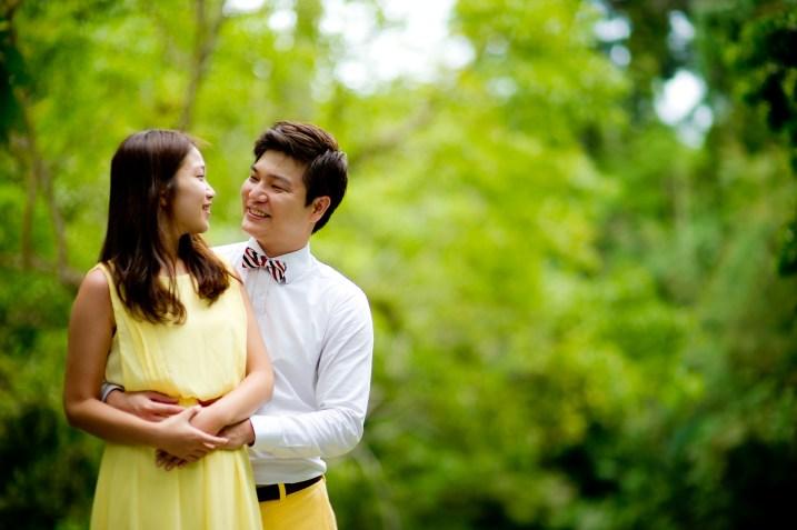Rachel and Michael's Ton Sai Waterfall pre-wedding (prenuptial, engagement session) in Phuket, Thailand. Ton Sai Waterfall_Phuket_wedding_photographer_Rachel and Michael_41.TIF