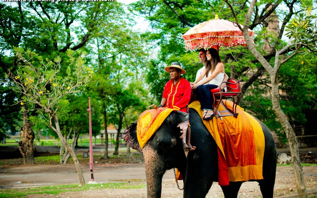 Wangchang Lae Phanait (Elephant Ride)