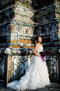 Wu and Lai's Wat Arun pre-wedding (prenuptial, engagement session) in Bangkok, Thailand. Wat Arun_Bangkok_wedding_photographer_Wu and Lai_274.TIF