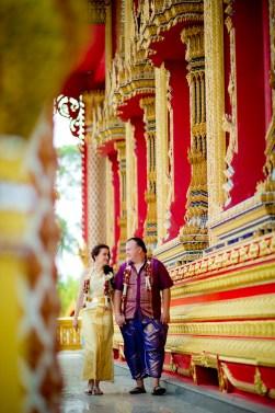 A and M's Wat Huay Yai wedding in Pattaya, Thailand. Wat Huay Yai_Pattaya_wedding_photographer_A and M_6.TIF