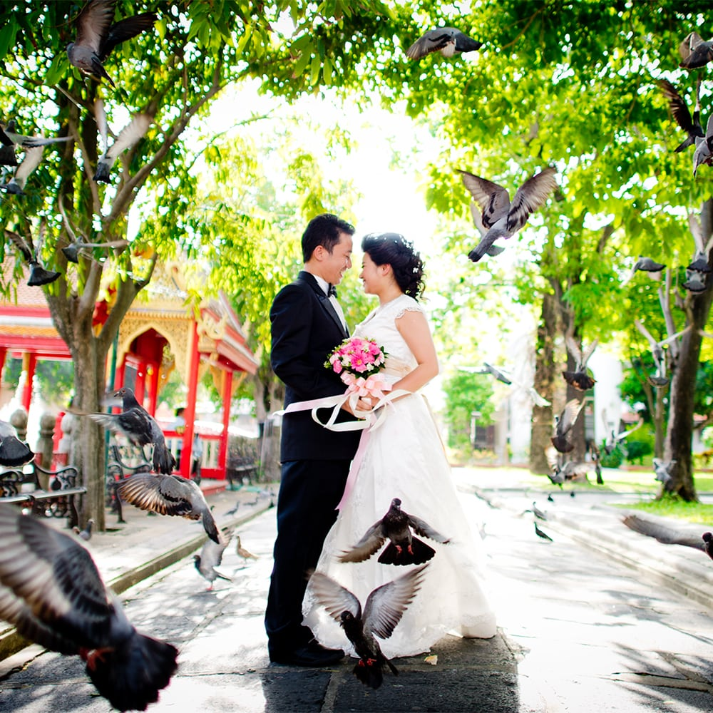 Testimonial - Sunny & Felipe - Bangkok Pre-Wedding