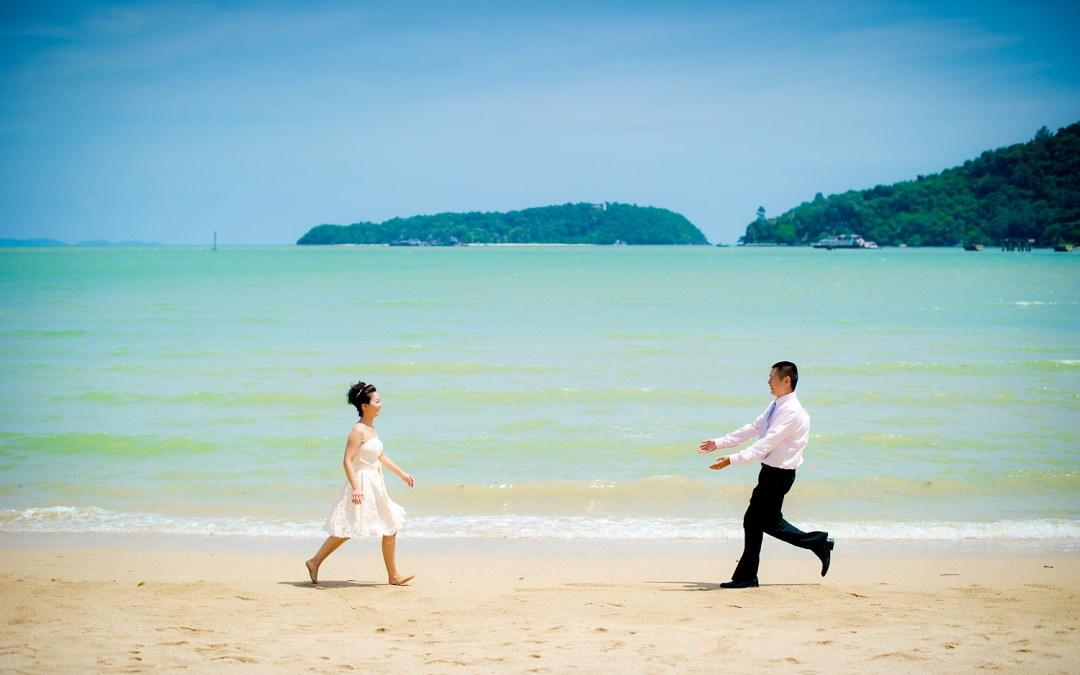 Photo of the Day: Phuket Beach Pre Wedding
