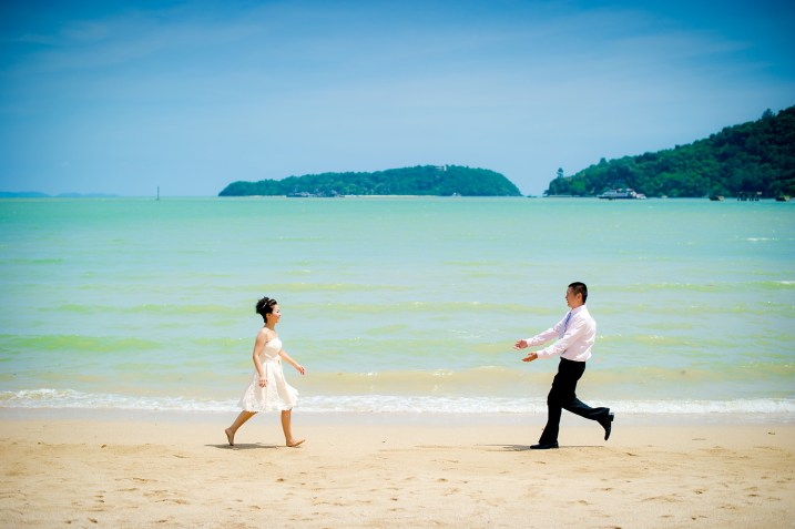 Phuket Beach Pre Wedding