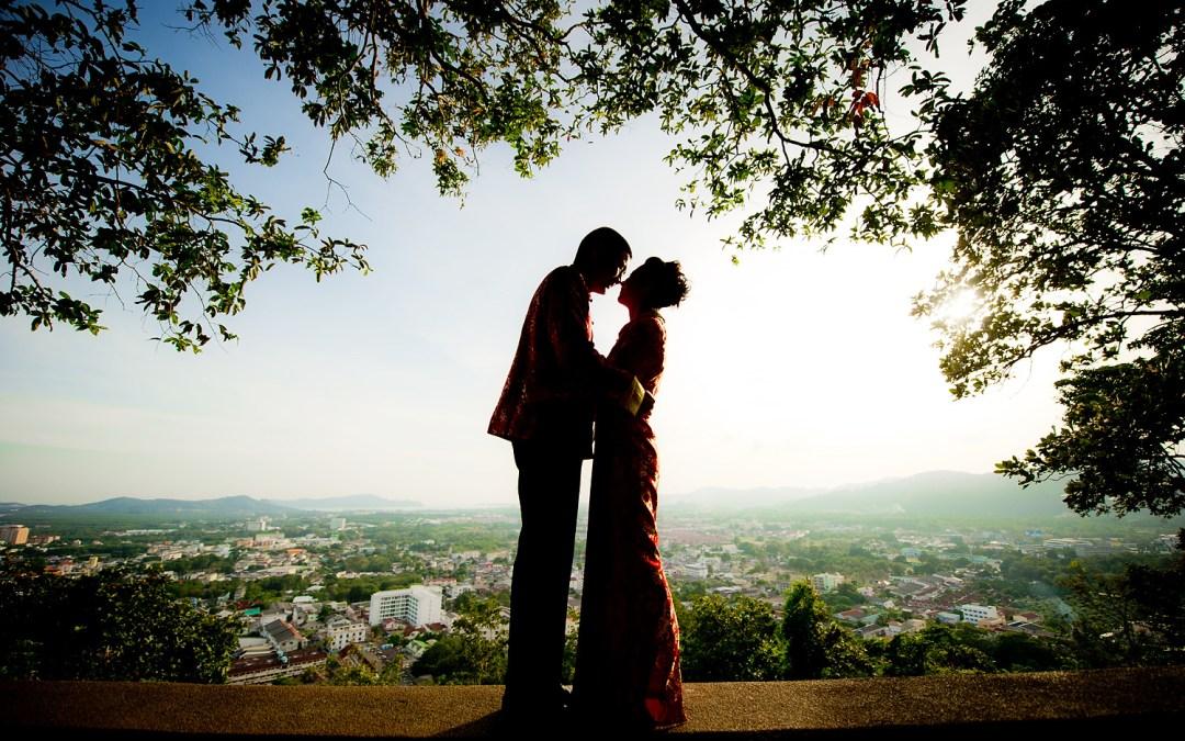 Phuket Pre Wedding: Xiaofen & Eric