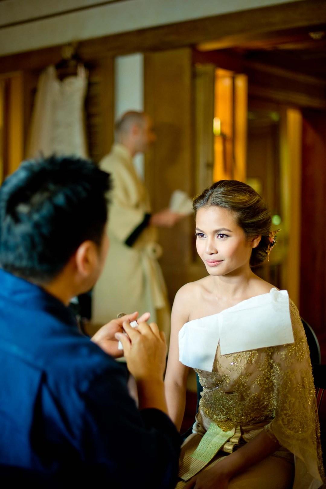 Getting Ready | Anantara Hua Hin Resort & Spa Wedding | Hua Hin Wedding Photography