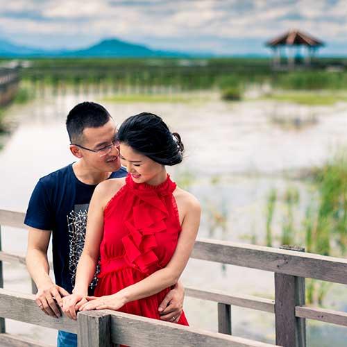 Testimonial - Jojo & Richard - Thailand Hua Hin Pre-Wedding (Engagement Session)