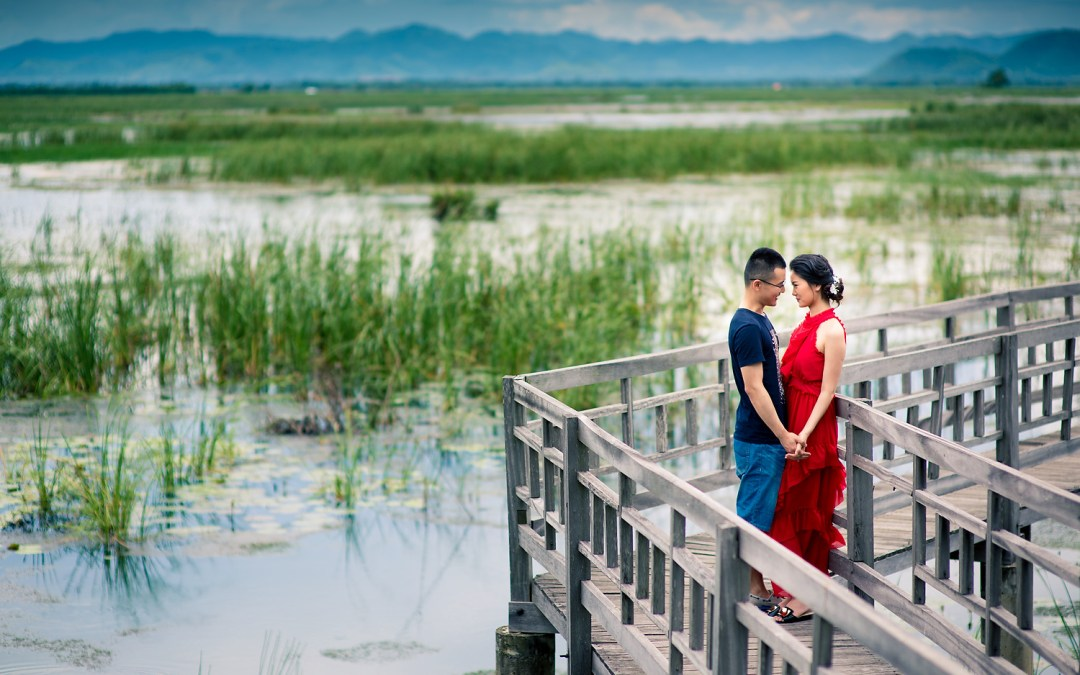 Photo of the Day: Prenuptial at Khao Sam Roi Yot