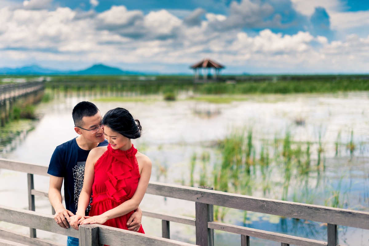 Photo of the Day: Khao Sam Roi Yot Hua Hin Pre-Wedding