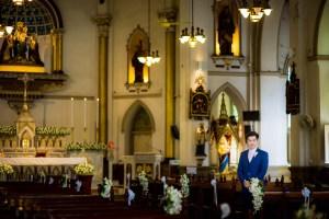 Holy Rosary Church Bangkok Thailand Wedding