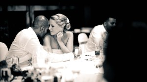 Kissing Photo | Faraway Villas Koh Samui - Thailand Wedding Photography