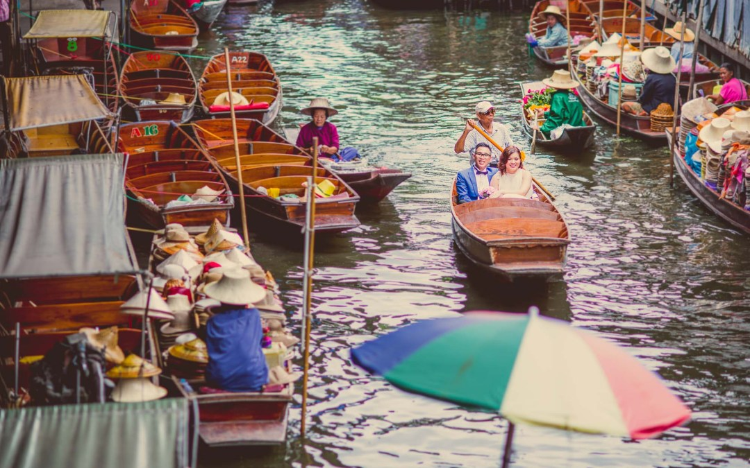 Photo of the Day: Floating Market