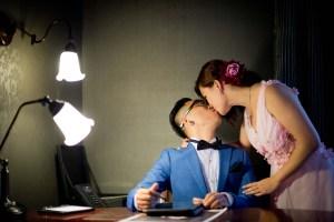 Thailand Bangkok Hotel Muse Langsuan Wedding Photography | NET-Photography Thailand Wedding Photographer