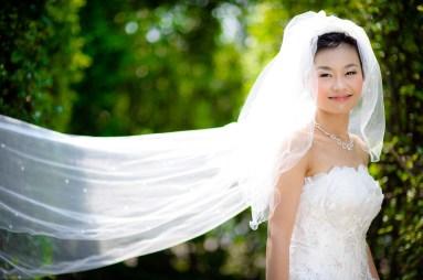 Thailand Bangkok Rama IX Park Wedding Photography | NET-Photography Thailand Wedding Photographer