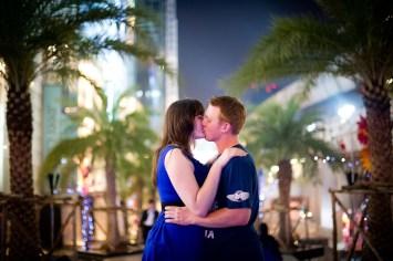 Pre-Wedding (Engagement Session) photo taken on Bangkok Street in Bangkok, Thailand.