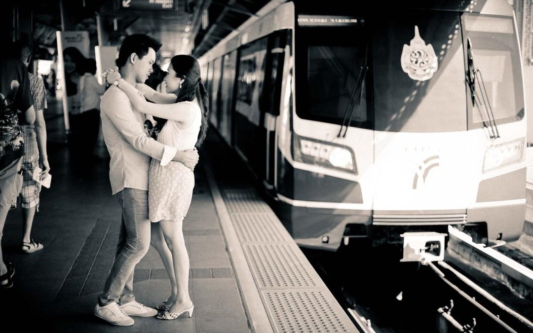 Thailand Bangkok Pre-Wedding | Valentine & Stephens
