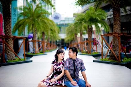 Thailand Bangkok Siam Paragon Wedding Photography | NET-Photography Thailand Wedding Photographer