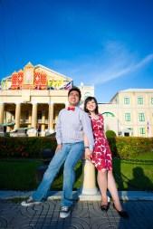 Thailand Bangkok Ministry of Defence Wedding Photography | NET-Photography Thailand Wedding Photographer