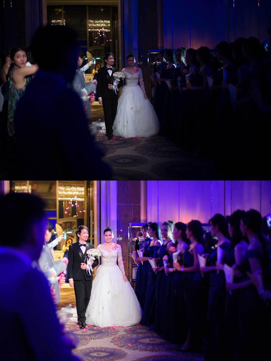 Renaissance Bangkok Ratchaprasong Hotel Wedding | NET-Photography