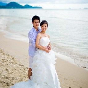 Koh Chang Thailand Wedding Photography | NET-Photography Thailand Wedding Photographer