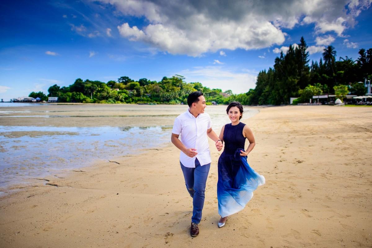Photo of the Day: Phuket Beach Pre-Wedding