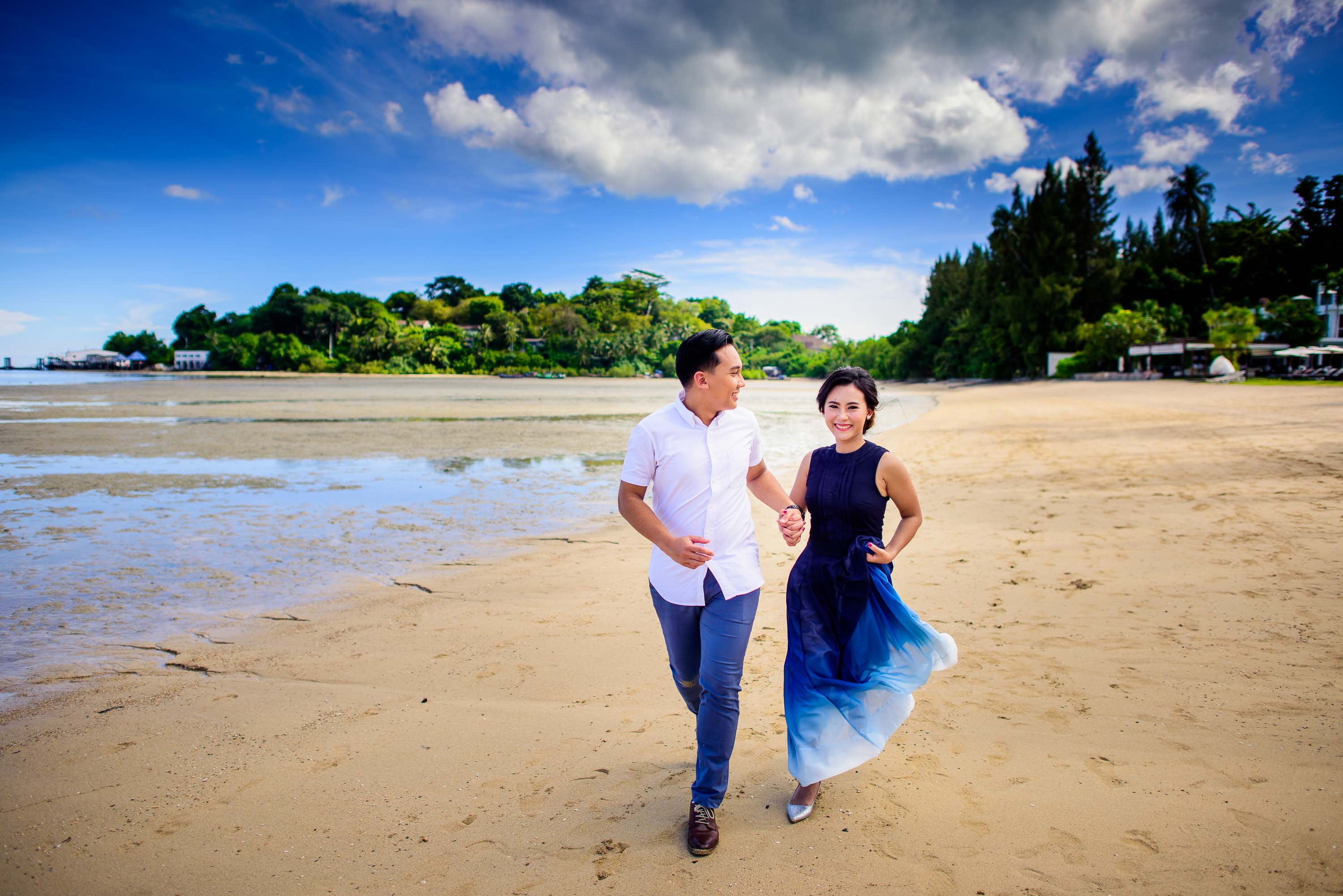 Photo of the Day: Phuket Beach Pre-Wedding