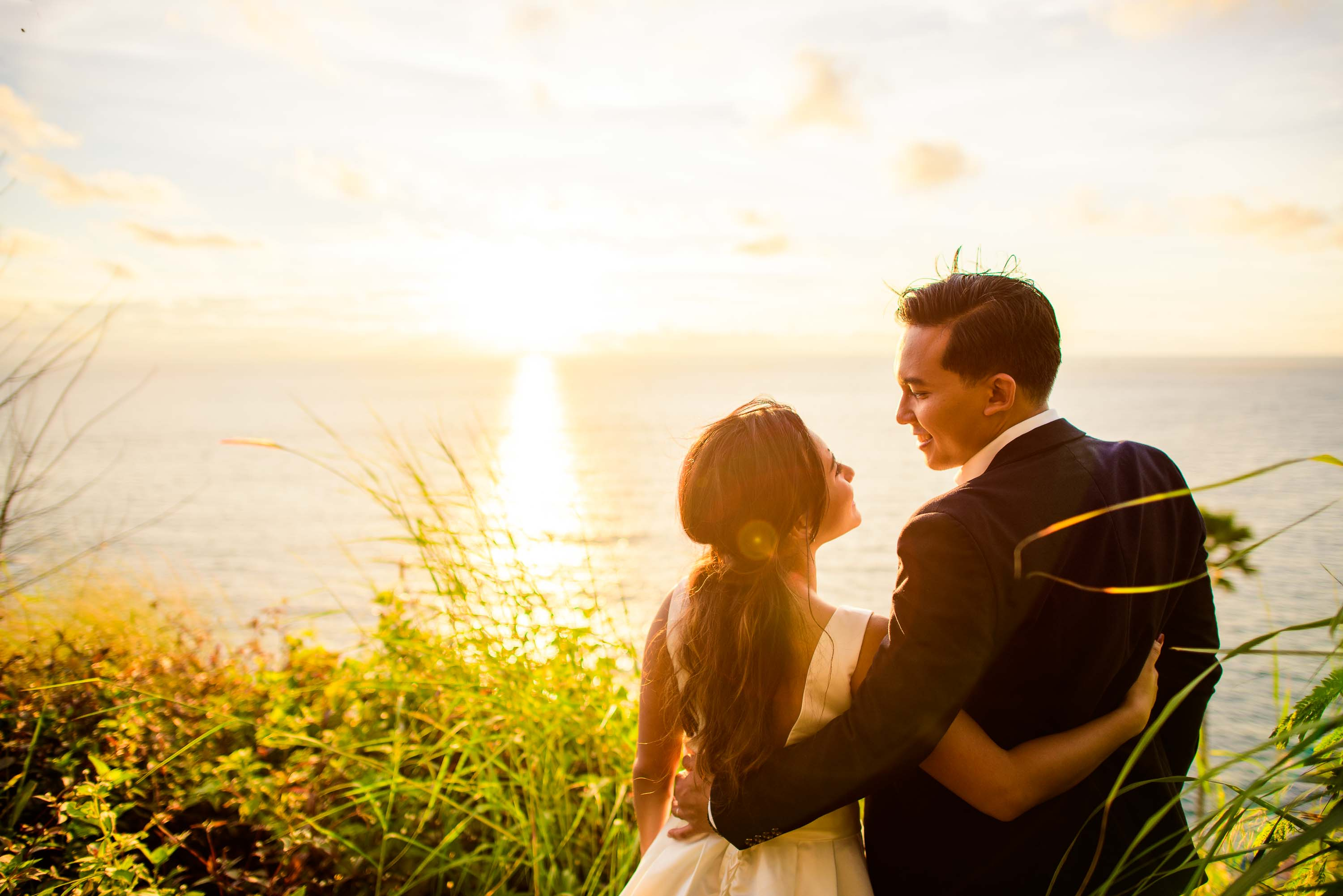 Photo of the Day: Promthep Cape Phuket Pre-Wedding