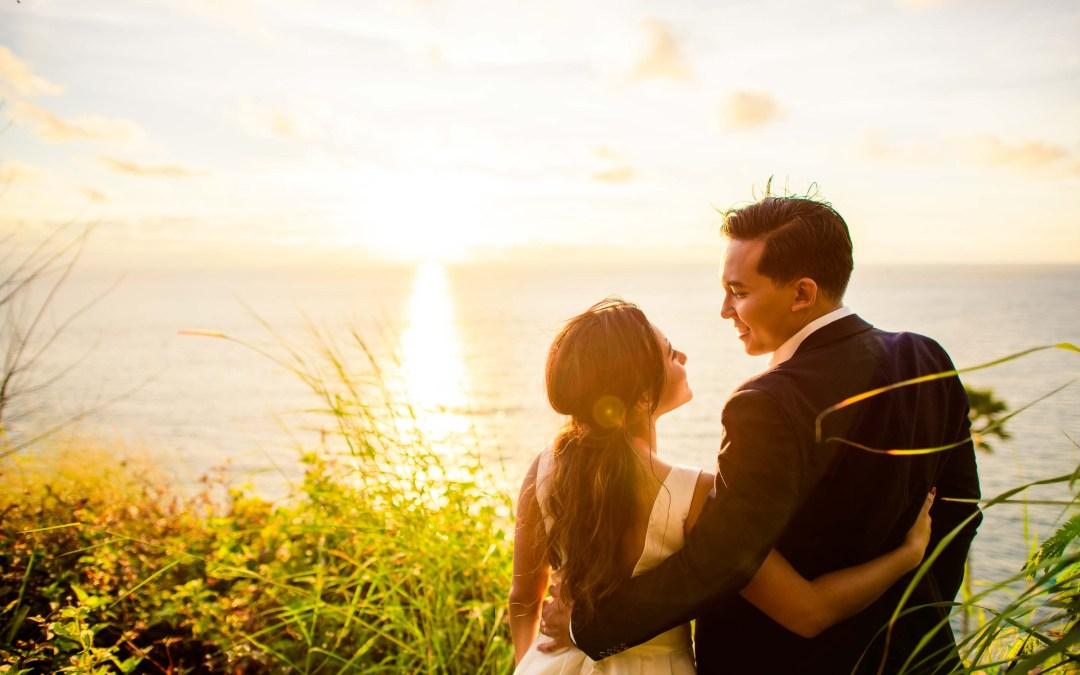 Photo of the Day: Promthep Cape Phuket Pre-Wedding
