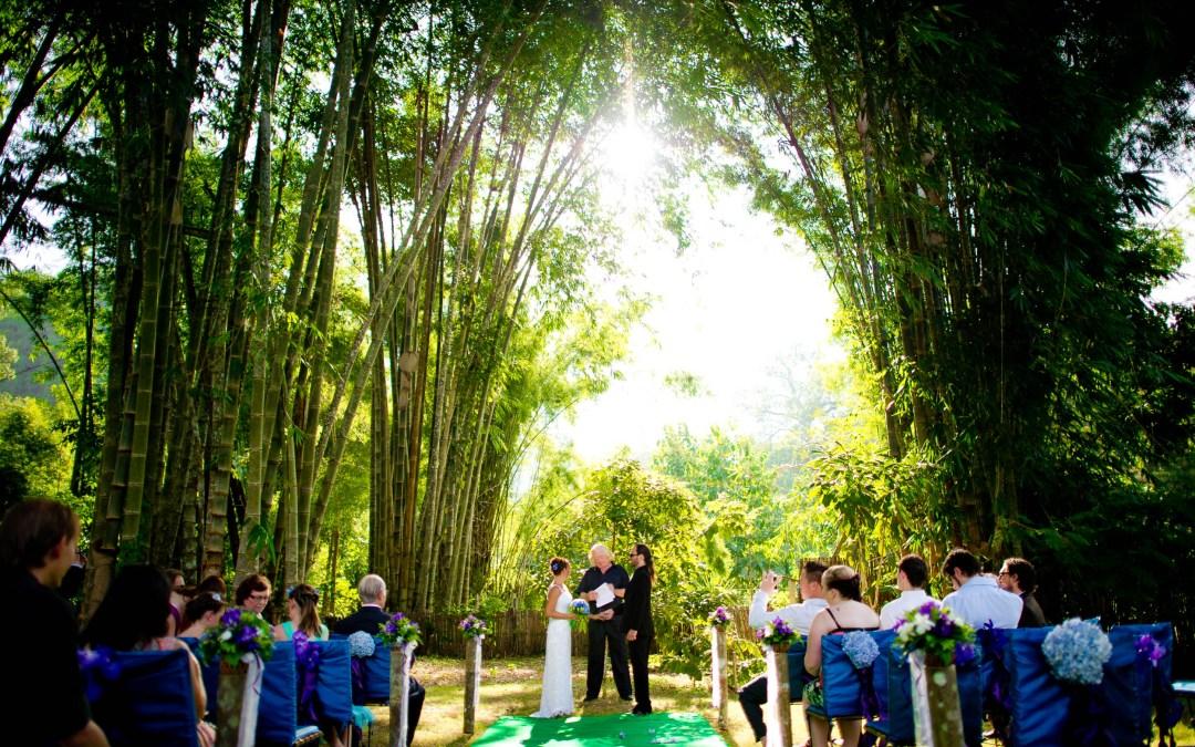 Chiang Dao Nest Thailand Wedding