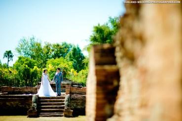 Wiang Kum Kam Chiang Mai Thailand Wedding Photography | NET-Photography Thailand Photographer