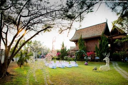 Baan Lychee Chiang Mai Thailand Wedding