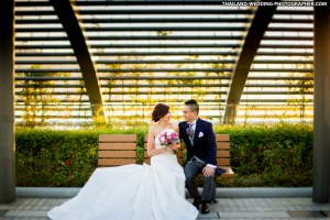 Kai Tak Cruise Terminal Park Hong Kong Wedding