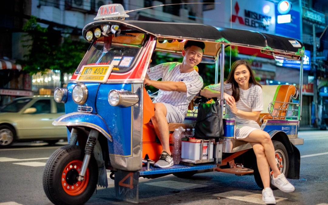 Preview: Yaowarat (China Town) Bangkok Thailand Prenuptial (Pre-Wedding, Engagement Session)