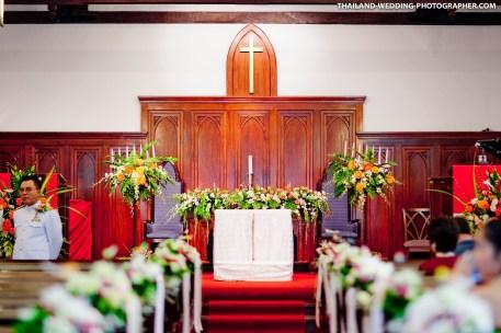Sueb Sampanthawong Church Wedding