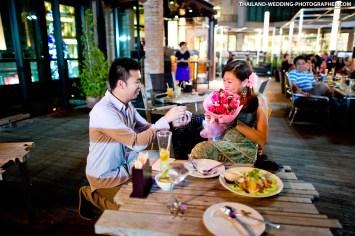 Thailand Central Festival Pattaya Beach Marriage Proposal