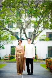 The Sukhothai Bangkok Wedding