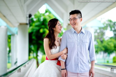 Thailand Ayutthaya History Study Center Wedding Photography | NET-Photography Thailand Wedding Photographer
