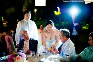 Destination wedding photo taken at Anantara Hua Hin Resort in Thailand.