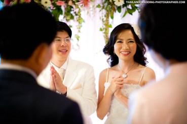 Bangkok Marriott Marquis Queen's Park Hotel Bangkok Thailand Wedding