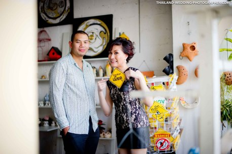 The Circle Ratchapruk Thailand Pre-Wedding Photography