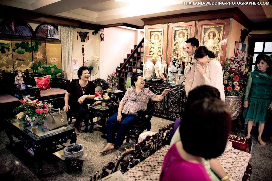 Bangkok Thailand Engagement Photography