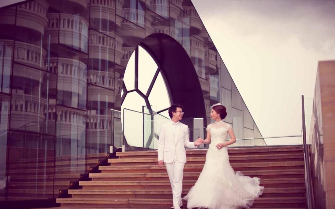 Lebua State Tower Bangkok Engagement & Wedding
